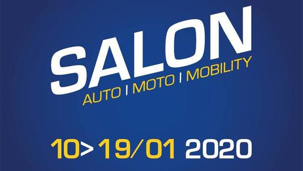 Autosalon 2020