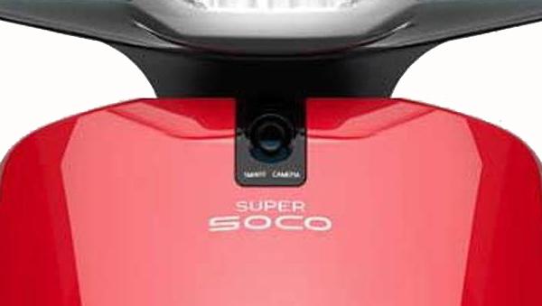 Caméra Super Soco CUx